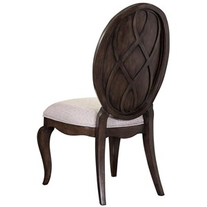 Broyhill Furniture Cashmera Dining Side Chair