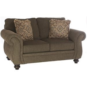 Broyhill Furniture Cassandra Traditional Loveseat