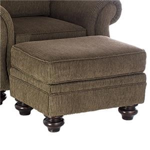 Broyhill Furniture Cassandra Traditional Ottoman
