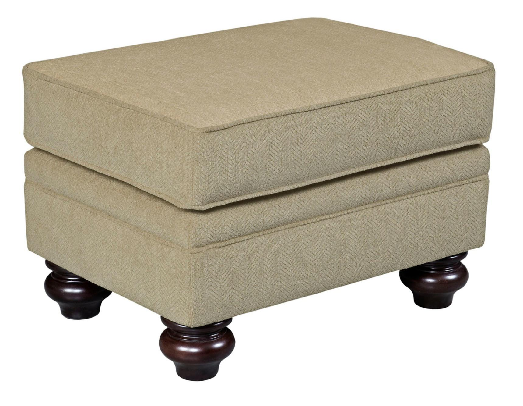 Broyhill Furniture Cassandra Traditional Ottoman - Item Number: 3688-5