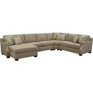 Broyhill Furniture Chambers 4 Pc. Sectional Sofa