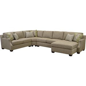 4 Pc. Sectional Sofa