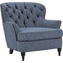 Broyhill Furniture Cherie Chair & 1/2 - Item Number: 9084-020-4890-43