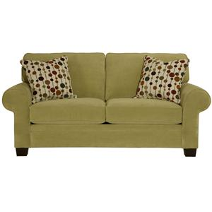 Broyhill Furniture Choices <b>Customizable</b> 79 Inch Apartment Sofa