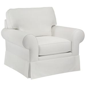 Broyhill Furniture Choices Upholstery <b>Customizable</b> Chair