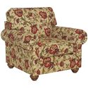 Broyhill Furniture Choices Upholstery <b>Customizable</b> Chair - Item Number: B211-0