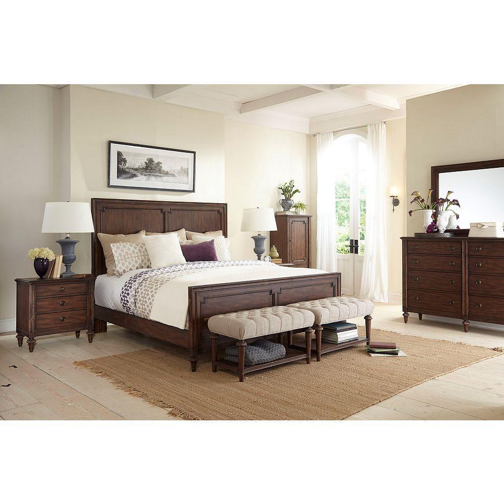 Broyhill Furniture Cranford King Bedroom Group - Item Number: 4800 K Bedroom Group 2