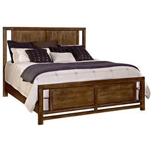 Broyhill Furniture Danville Heights Queen Panel Bed
