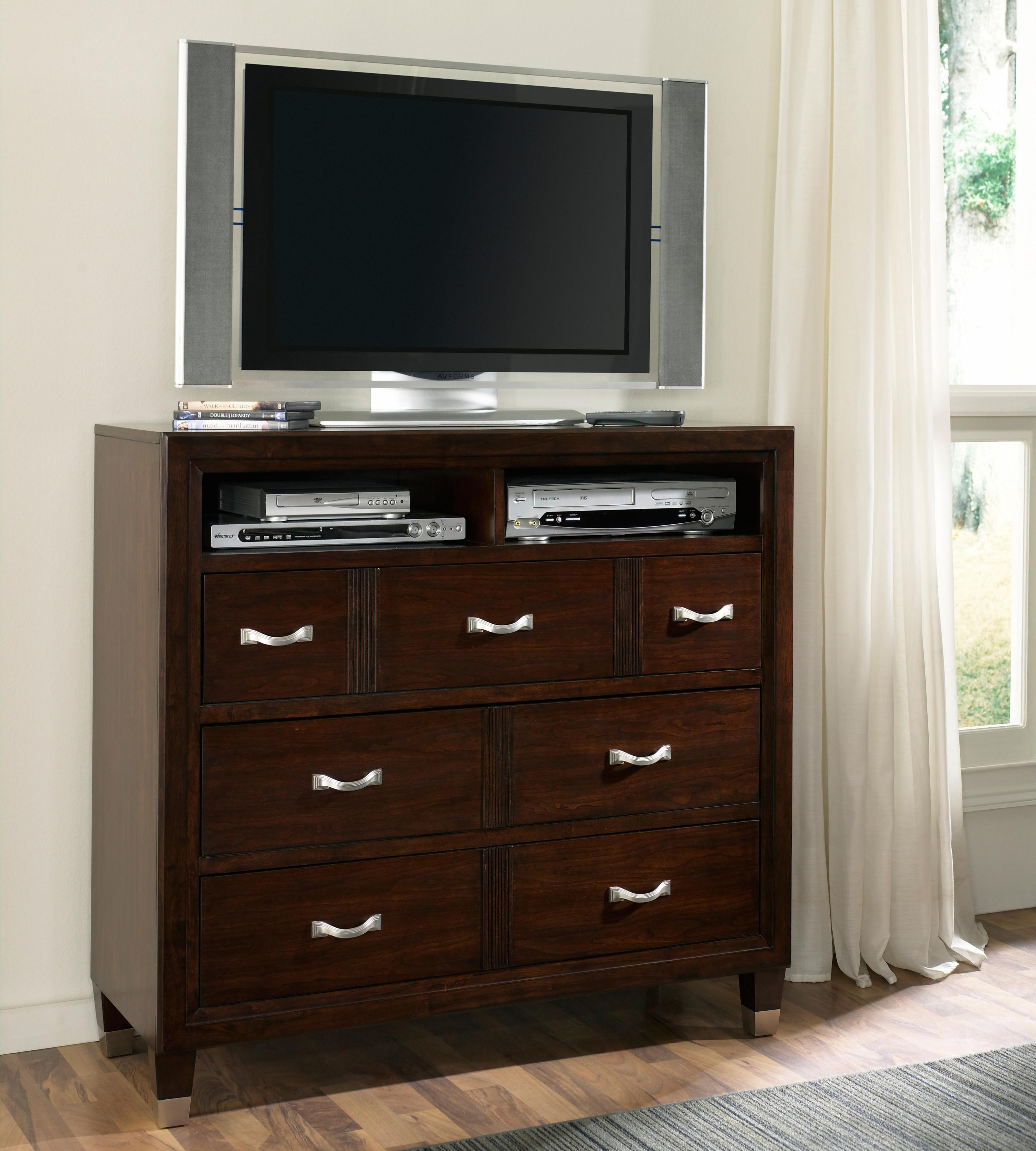 Broyhill Furniture Eastlake 2 Media Chest - Item Number: 4264-225