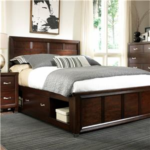 Broyhill Furniture Eastlake 2 California King Captain's Bed
