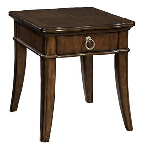 Broyhill Furniture Elaina Drawer End Table