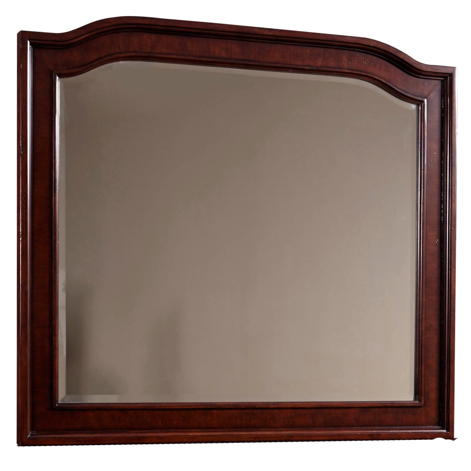 Broyhill Furniture Elaina Landscape Mirror - Item Number: 4640-237