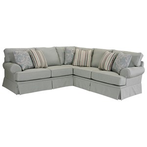 Broyhill At Conlins Furniture Montana North Dakota South - Broyhill emily sofa