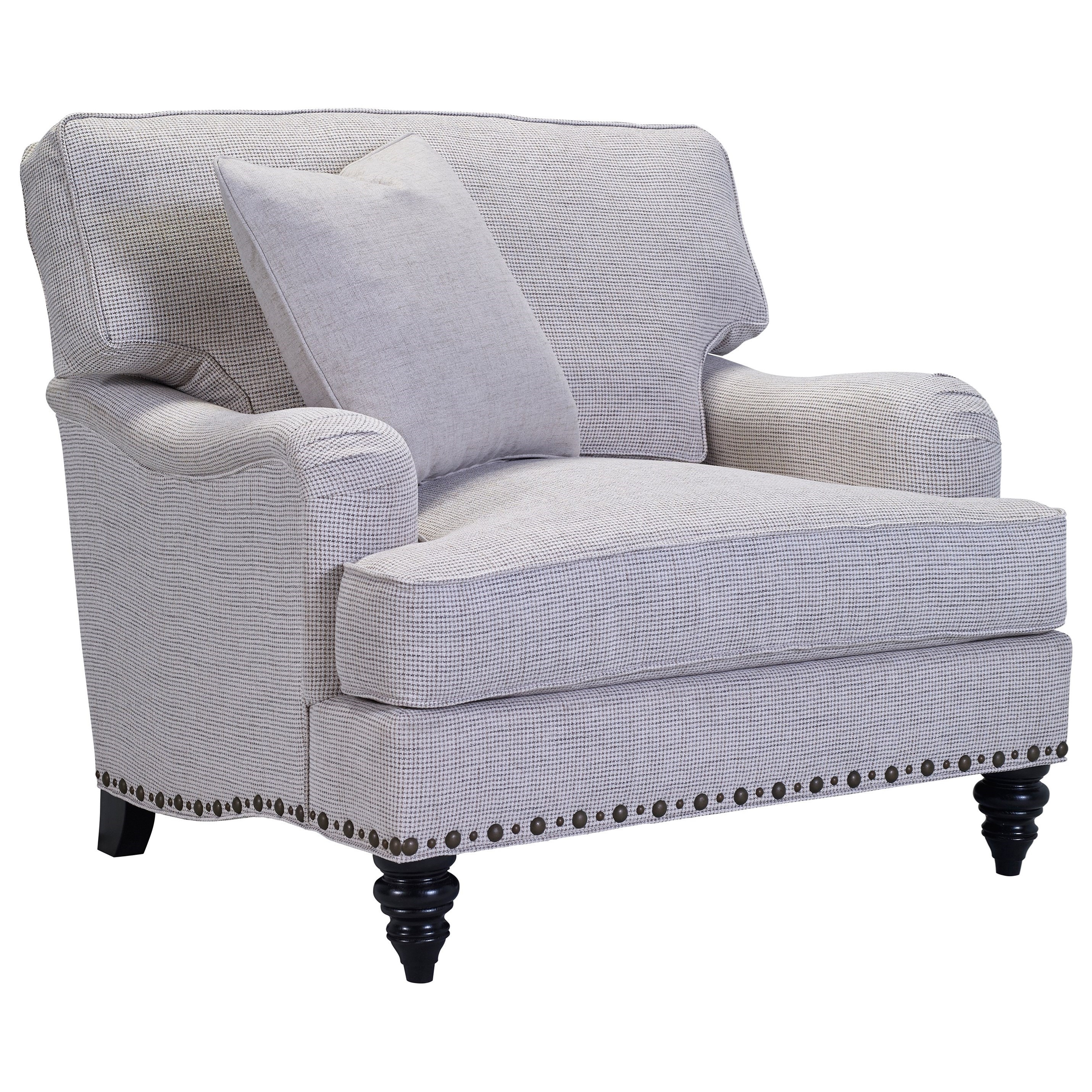 Broyhill Furniture Ester Chair & 1/2 - Item Number: 4283-0-4695-08