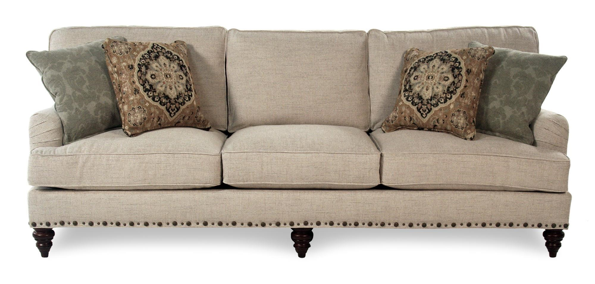 Broyhill Furniture Jarrod Sofa - Item Number: 4283-3-4695-08B