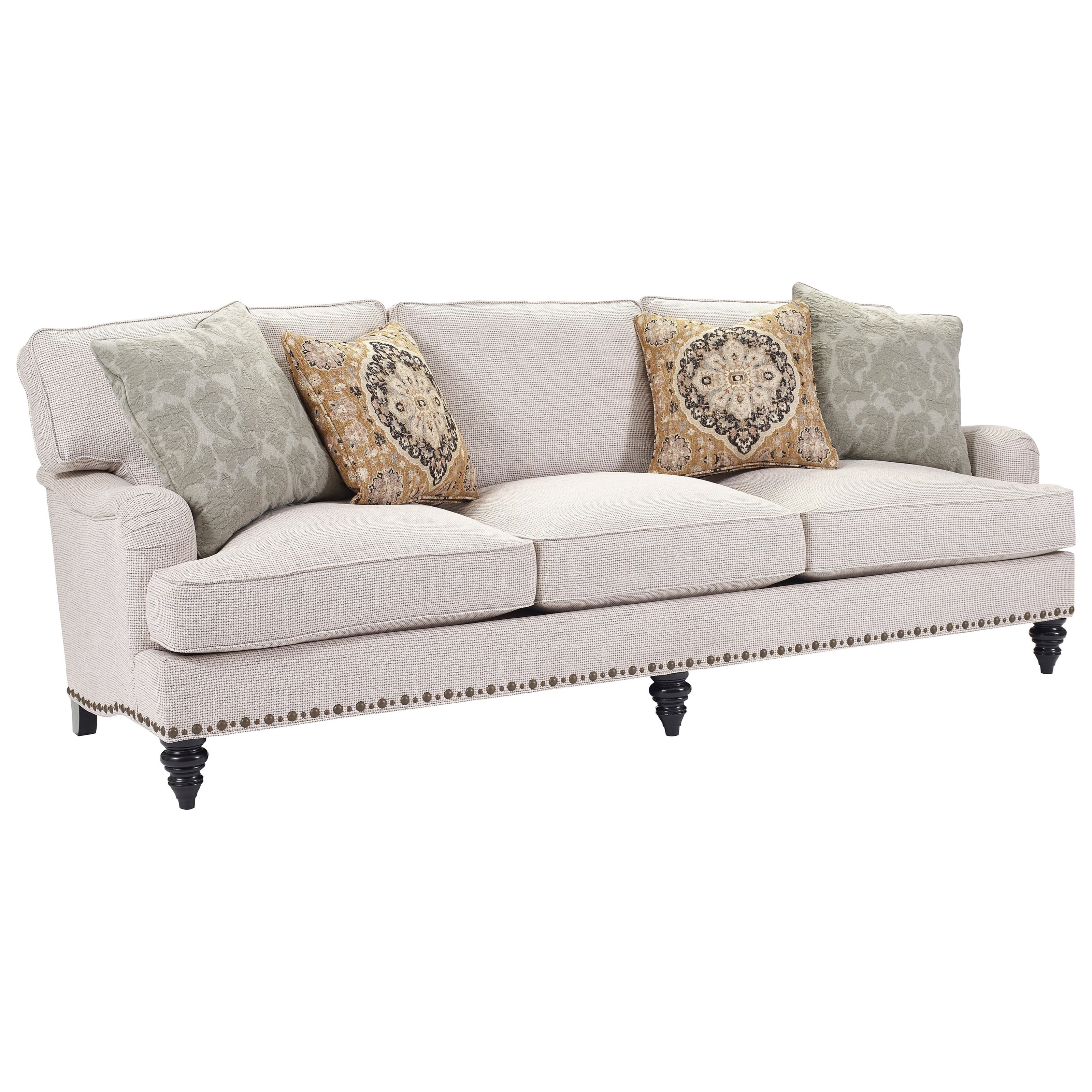 Unique Sofas: Sofa Broyhill Broyhill Furniture Ester 4283 3 Traditional