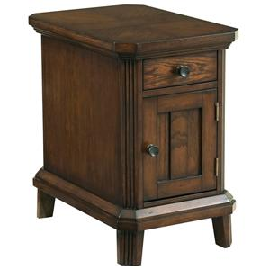 Broyhill Furniture Estes Park Chairside End Table