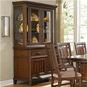 Broyhill Furniture Estes Park China Cabinet
