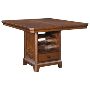 Broyhill Furniture Estes Park Counter Height Table