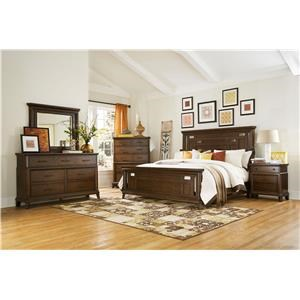 Broyhill Furniture Estes Park 3 Piece Bedroom Set