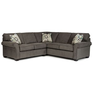Broyhill Furniture Penobscot Two Piece Sectional