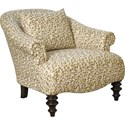 Broyhill Furniture Etta Chair & 1/2 - Item Number: 9083-020-4919-24