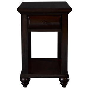 Broyhill Furniture Farnsworth Chairside Table