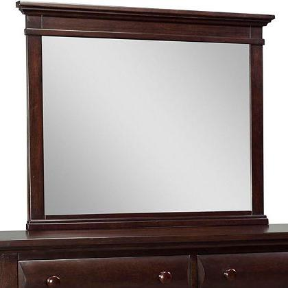 Broyhill Furniture Farnsworth Landscape Dresser Mirror - Item Number: 4856-236