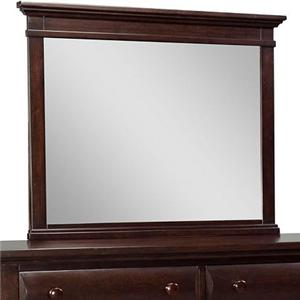 Broyhill Furniture Farnsworth Landscape Dresser Mirror