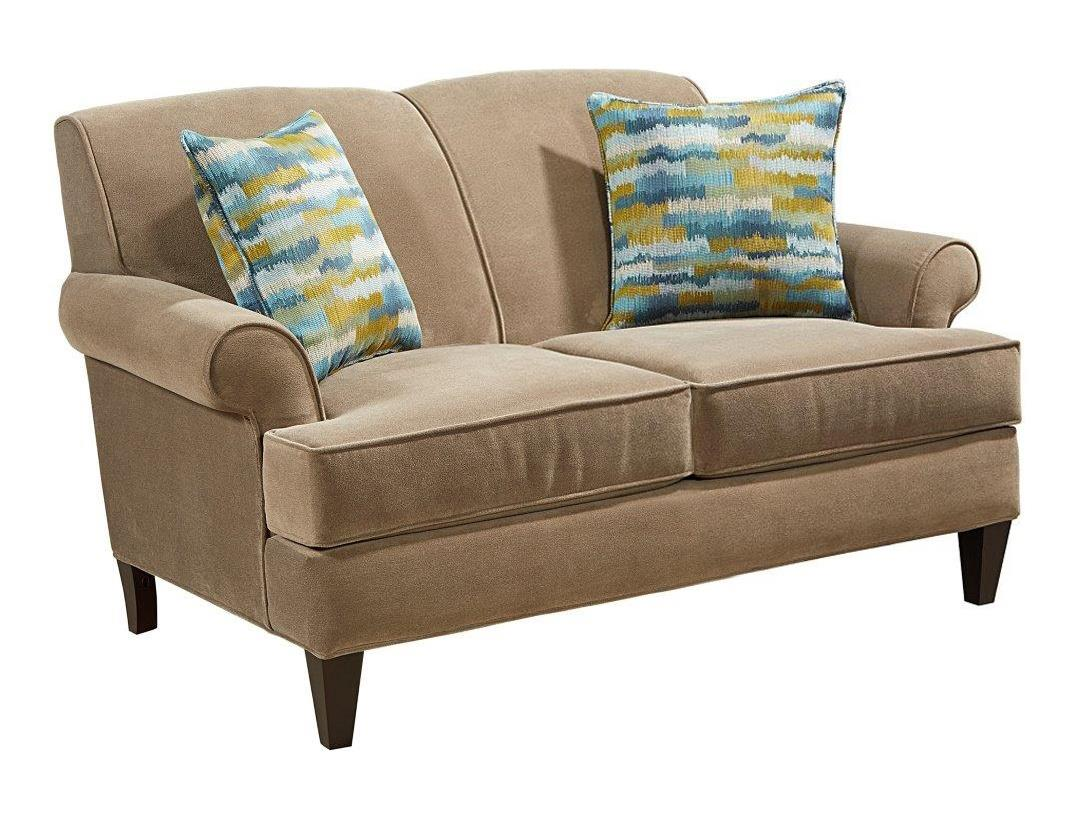 Broyhill Furniture Flint Loveseat - Item Number: 4252-1-4238-83