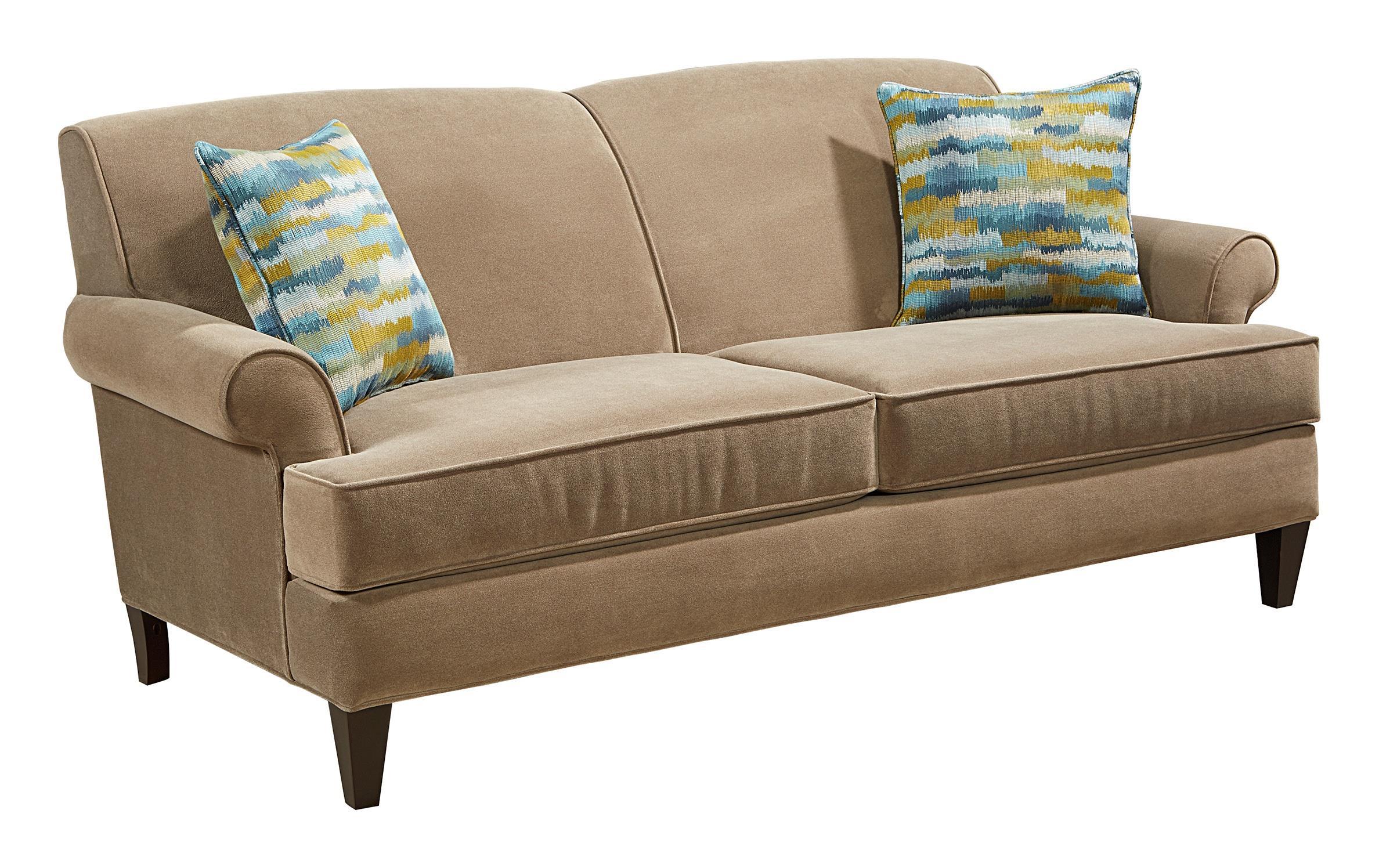 Broyhill Furniture Flint Sofa - Item Number: 4252-3-4238-83