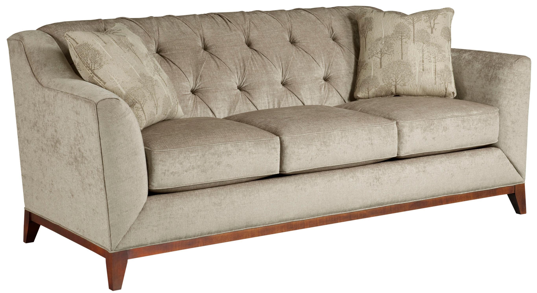 Broyhill Furniture Gabrielle Sofa W/ Diamond Tufted Back   AHFA   Sofa  Dealer Locator