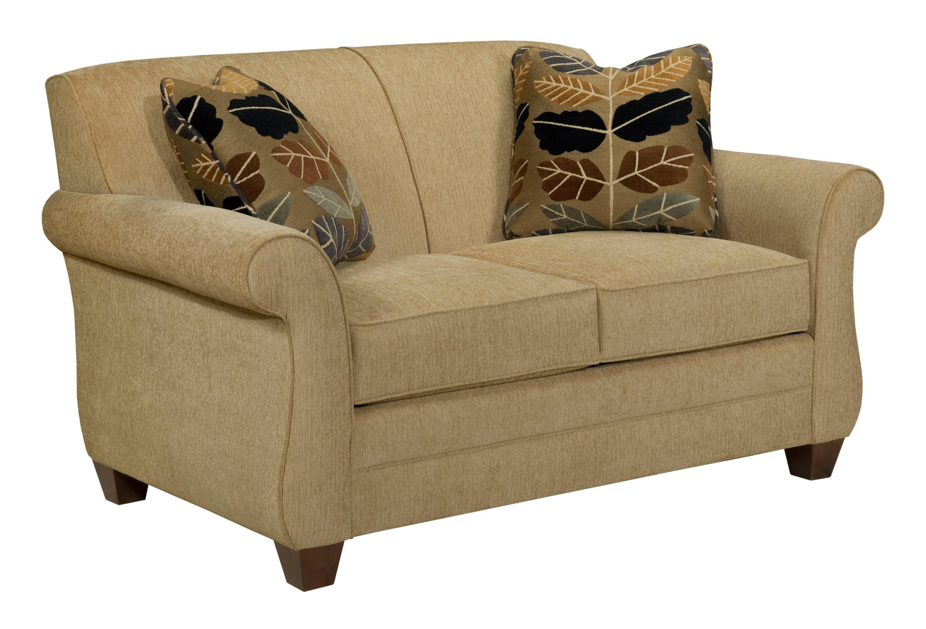 Broyhill Furniture Greenwich Greenwich Loveseat - Item Number: 3676-1