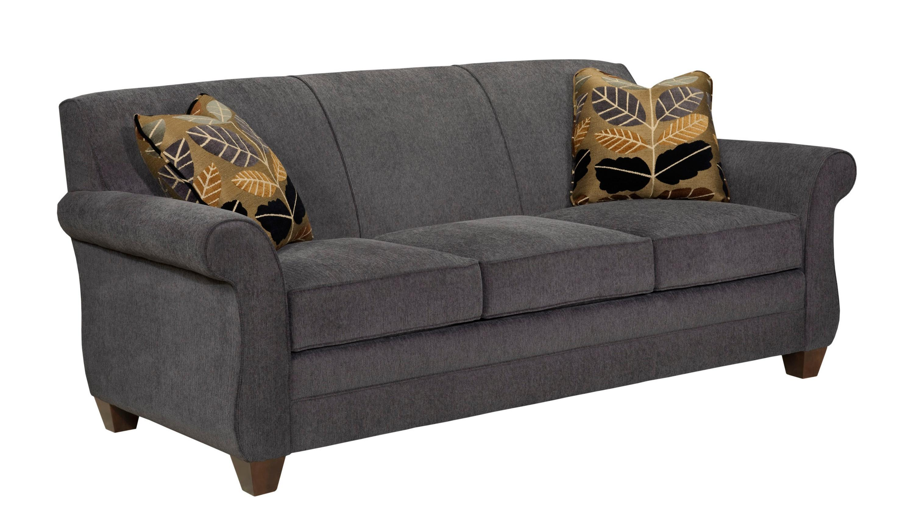 Broyhill Furniture Greenwich Greenwich Sofa - Item Number: 3676-3