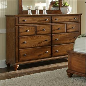 Broyhill Furniture Hayden Place Drawer Dresser