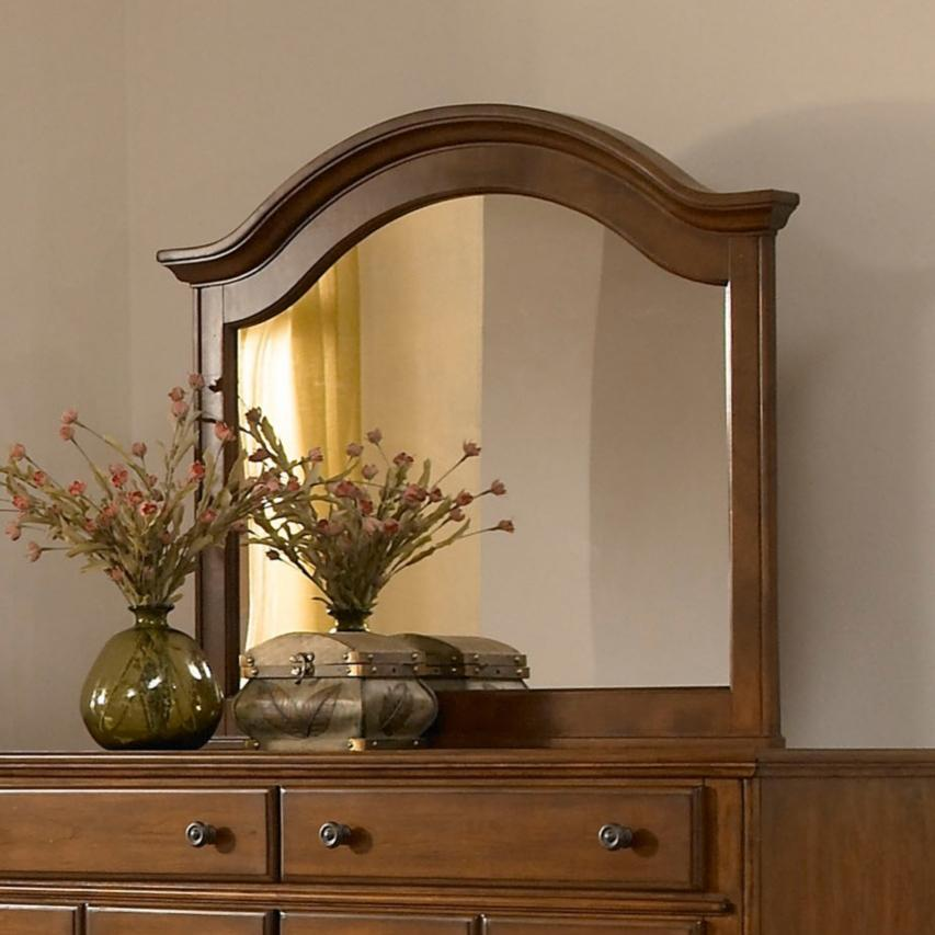 Broyhill Furniture Hayden Place Arched Dresser Mirror - Item Number: 4648-237