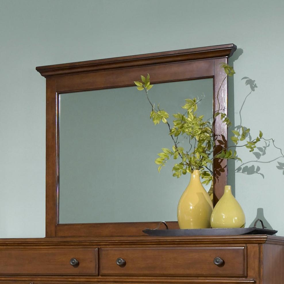 Broyhill Furniture Hayden Place Landscape Dresser Mirror - Item Number: 4648-238