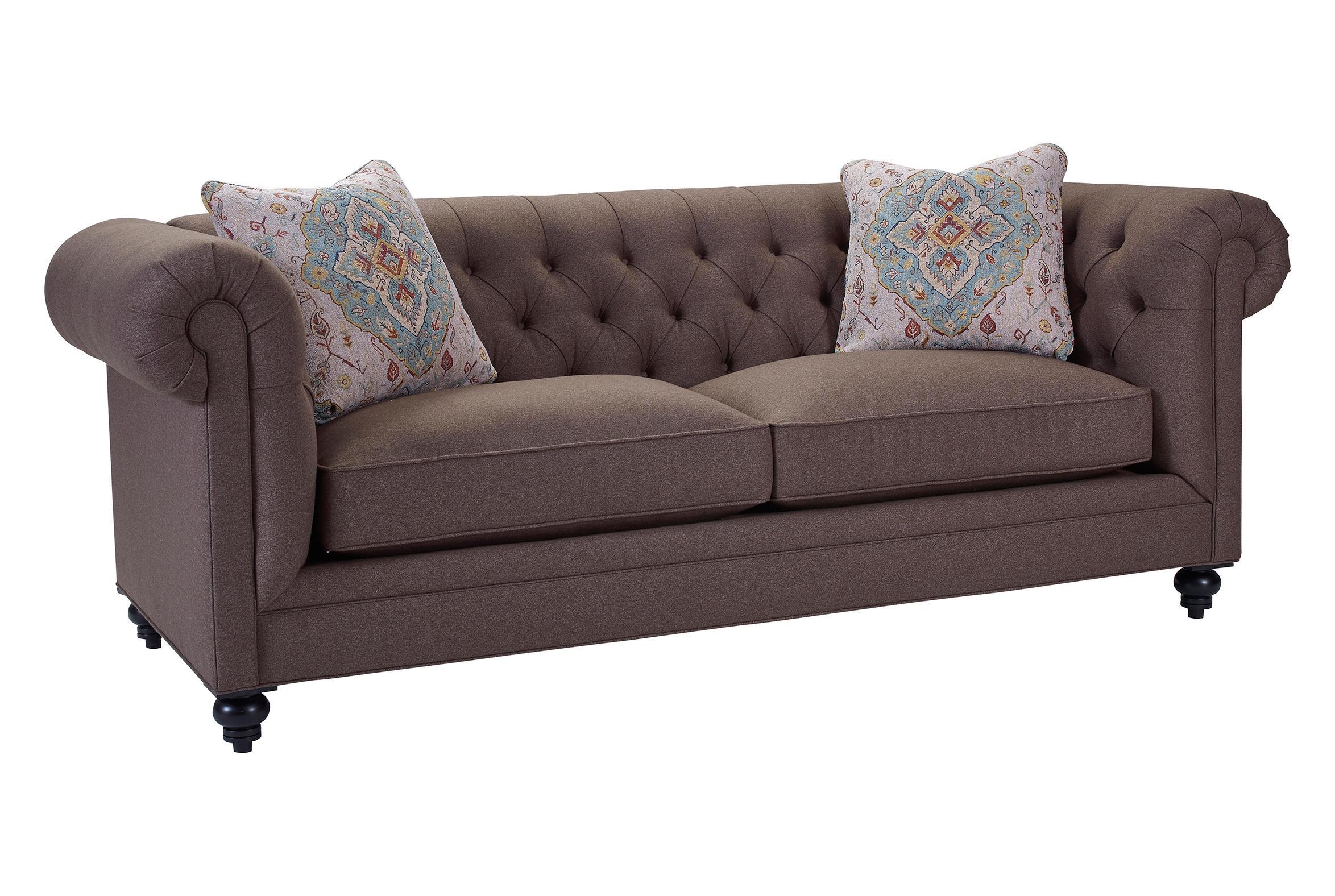 Broyhill Furniture Heath Sofa - Item Number: 4268-3-4612-87
