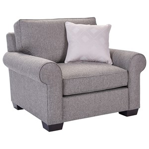 Broyhill Furniture Isadore Chair & 1/2