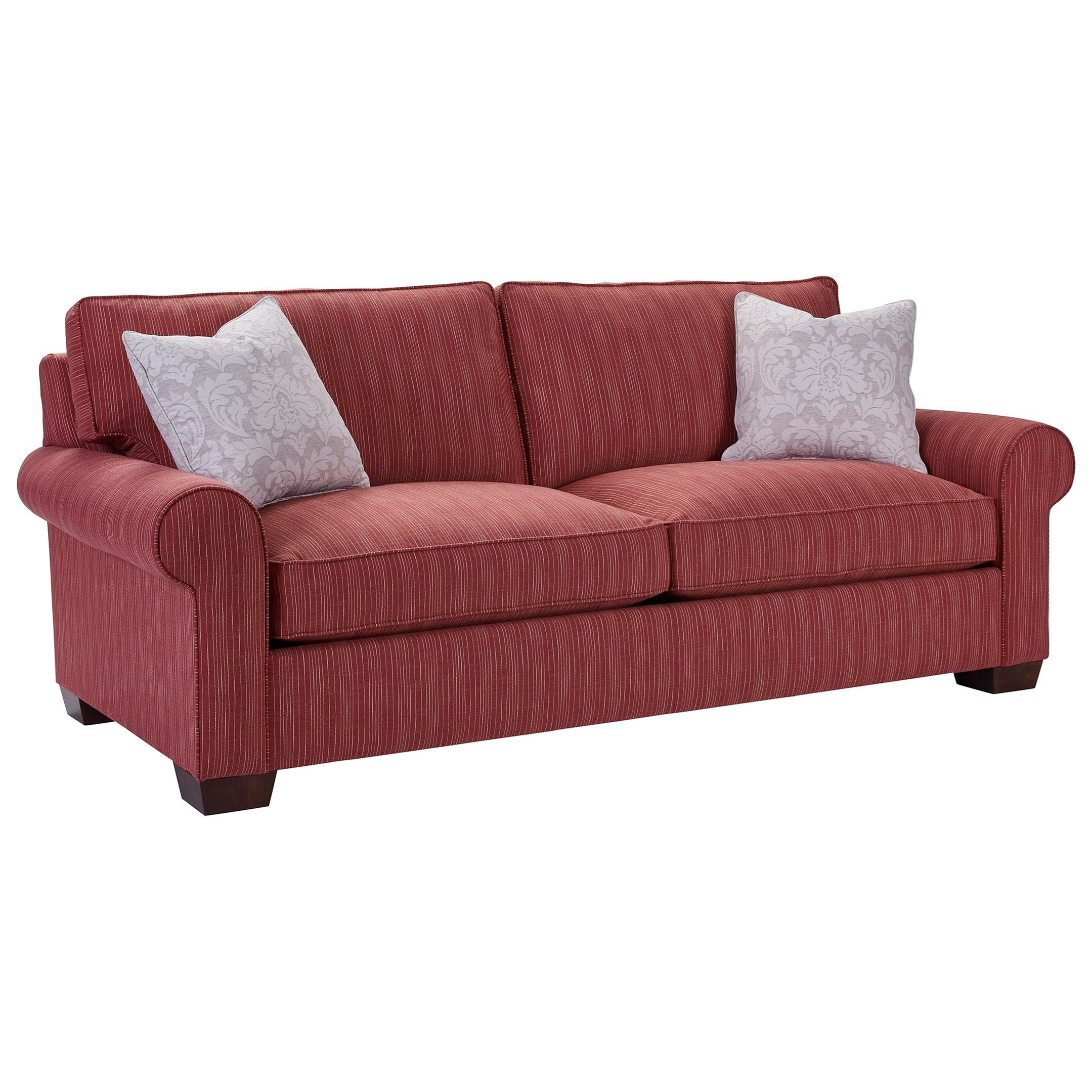 Broyhill Furniture Isadore Apartment Sofa - Item Number: 4272-2-4600-65
