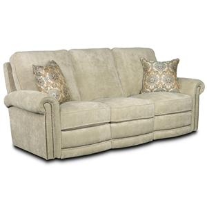 Lane Jasmine  Manual Reclining Sofa