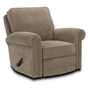 Lane Jasmine  Manual Swivel Glider Rocker Recliner