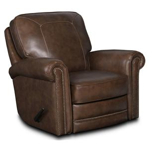 Manual Swivel Glider Rocker Recliner