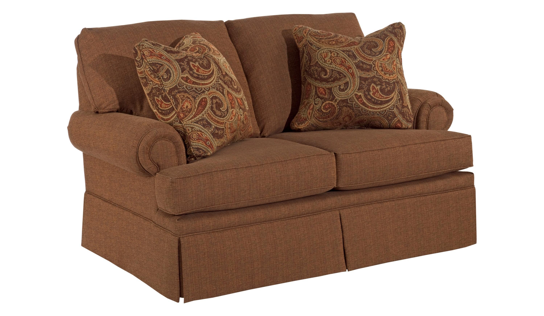 Broyhill Furniture Jenna Love Seat - Item Number: 4342-1