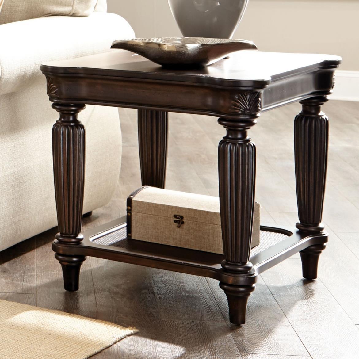 Broyhill Furniture Jessa End Table - Item Number: 4980-002