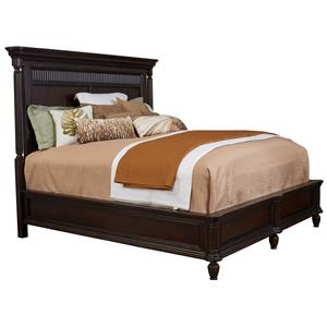 Broyhill Furniture Jessa California King Panel Bed