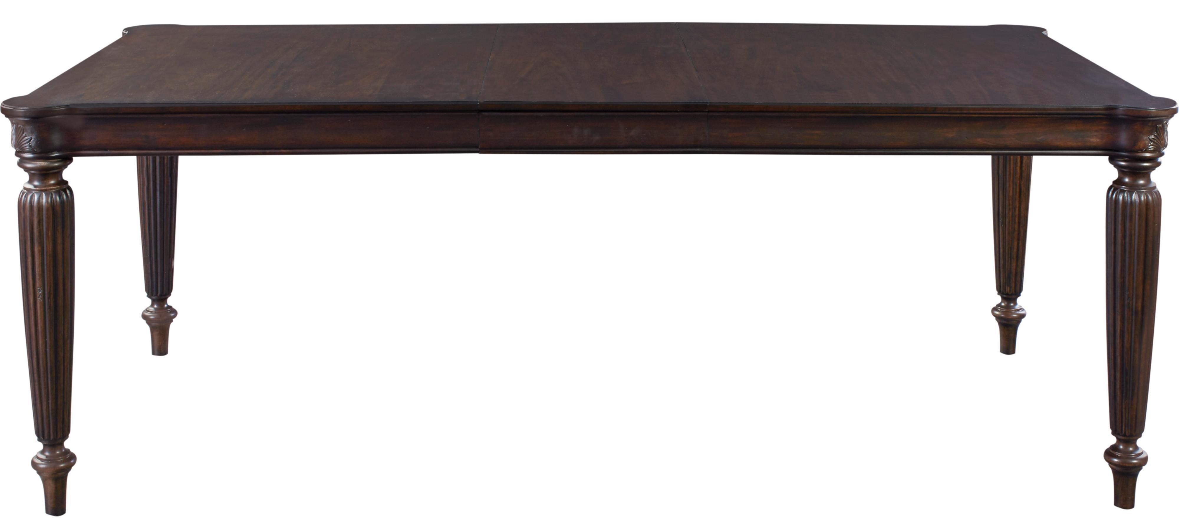 Broyhill Furniture Jessa Rectangle Leg Table - Item Number: 4980-542