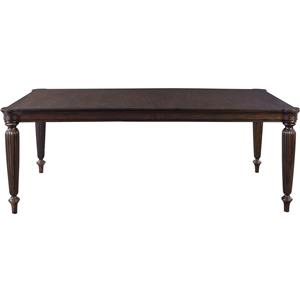 Broyhill Furniture Jessa Rectangle Leg Table