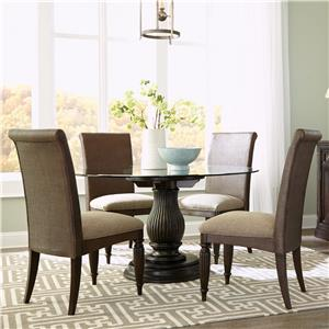 Broyhill Furniture Jessa 5 Piece Dining Set