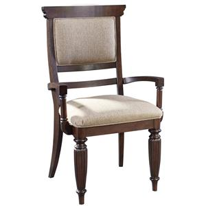 Broyhill Furniture Jessa Upholstered Seat and Back Arm Chair